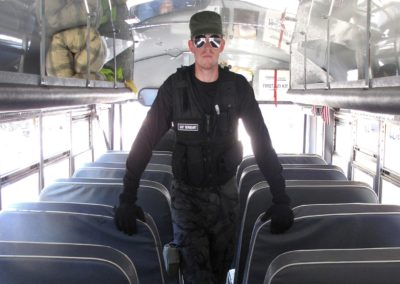 Miles Collyer: Border Control