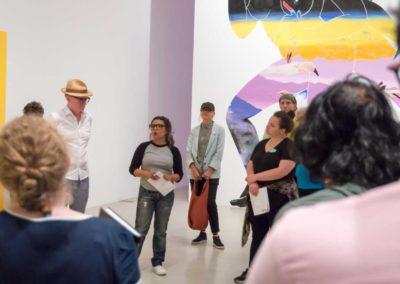 Suburban Hospitality symposium, Art Gallery of York University