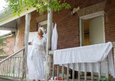 Gloria Swain Rememory, Suburban Hospitality, Art Gallery of York University