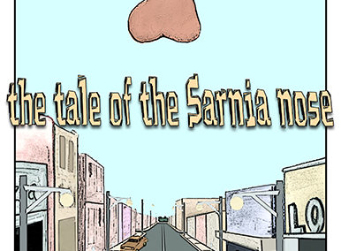 Peter Hobbs: Tale of the Sarnia Nose