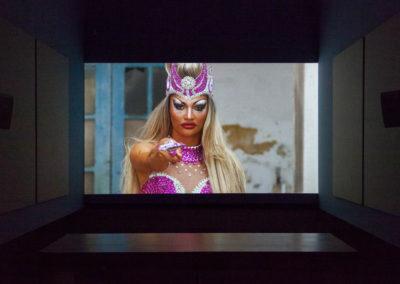 Wagner and de Burca exhibition views by Yuula Benivolski