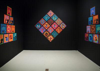 Betsabee Romero exhibition