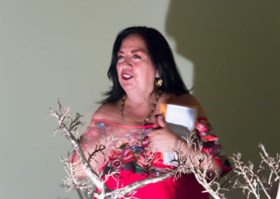 Betsabeé Romero Opening
