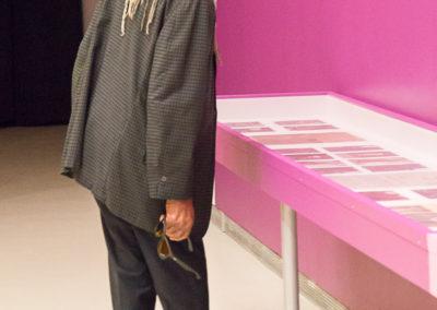 Jae Jarrell artist talk