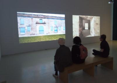 Opening of Sky Hopinka Exhibition