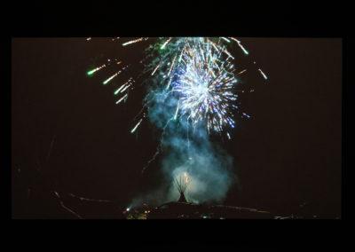 """""""Sky Hopinka: Around the Edge of Encircling Lake"""" at AGYU"""