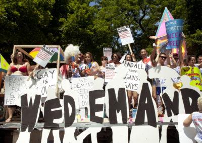 We Demand Redux – Mathew Robin Nye