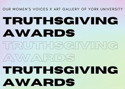 Truthsgivings Awards