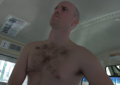 Chris Heller: Life Drawing on a Moving Bus