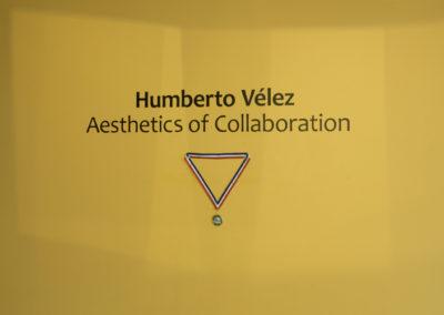 Humberto Vélez  Aesthetics of Collaboration