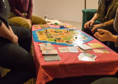 Game Night with Golboo Amani
